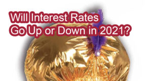 Will Interest Rates Go Up or Down in 2021?